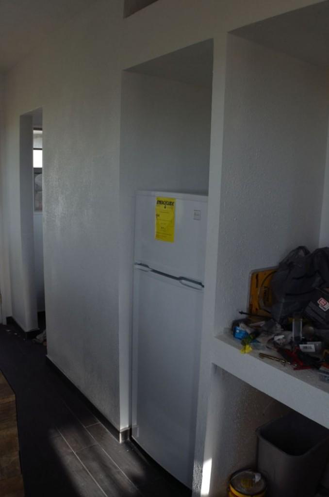 The fridge is perfect!