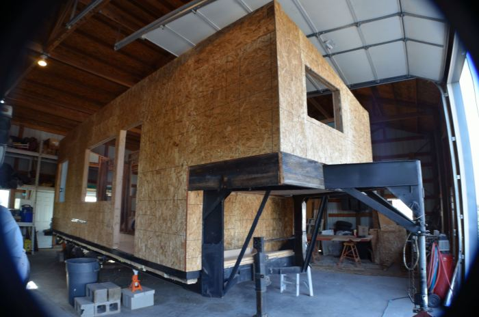 and then there was sheathing.