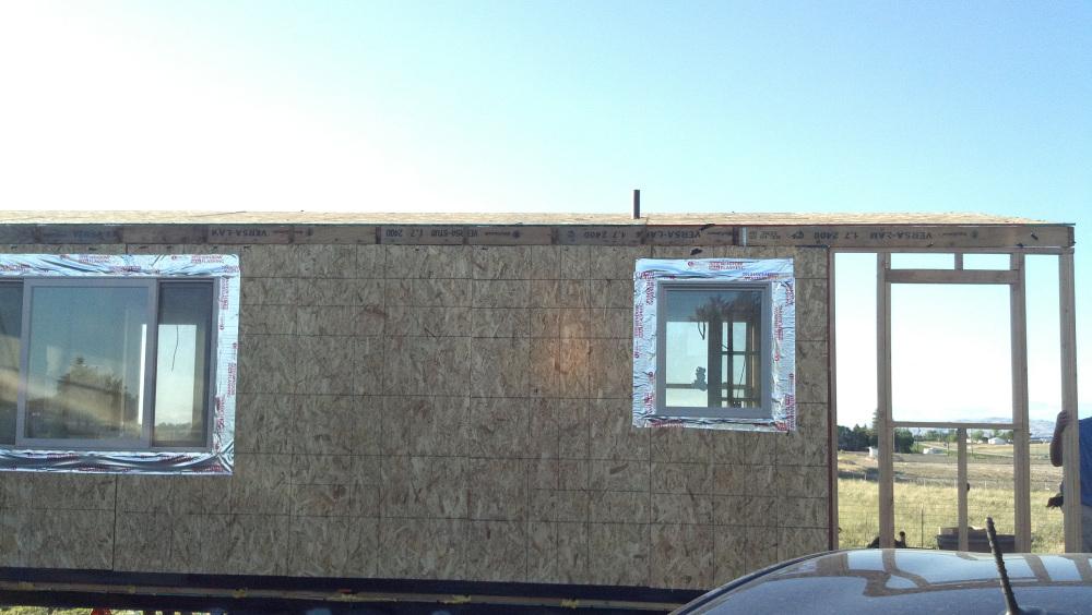 porch wall