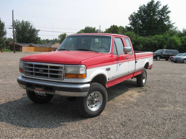 Ford F-250 4x4 ext-cab - $4000