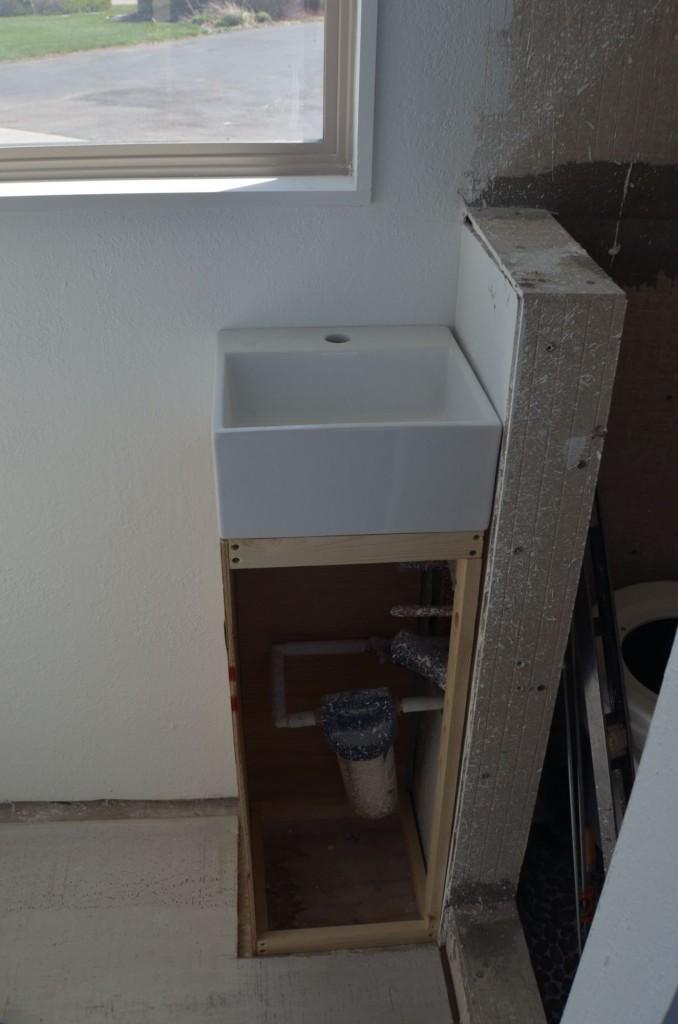 my bathroom sink