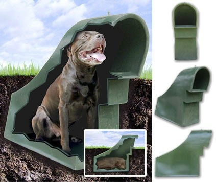 Dog house12 minimotives - Underground dog houses ...