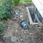 I can't figure out if there is irrigation or city water for for the yard.