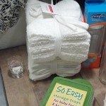 I found a sale on soem wash cloths that will become baby wipes, I feel like we are getting close to being ready!
