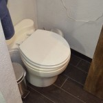 This is my composting toilet, I wanted something more 'normal' looking.