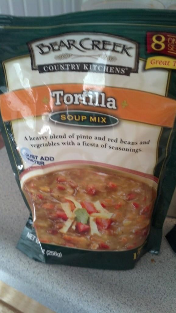 And Tortilla Soup
