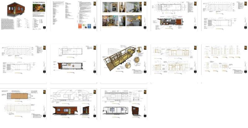 Basic Plan Set - 13 Sheets