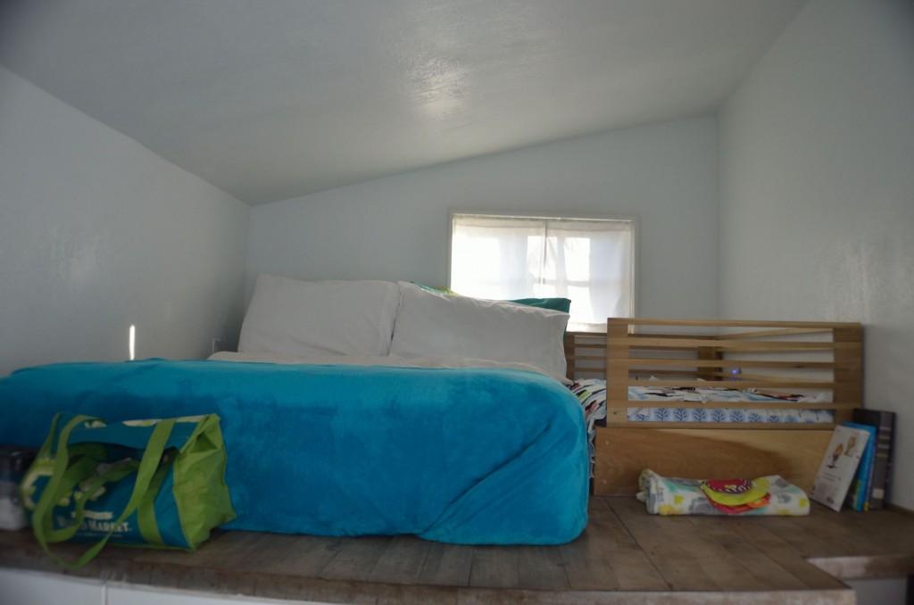 My bedroom,