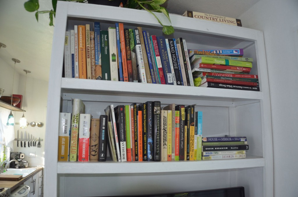 And my books!