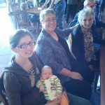 Four generation moms day picture :)