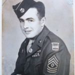 My cousin needed a picture of my grandpa, this is him when he was in the military, he fought in WWII and rescued some Lipizzaner Horses from extinction, he's pretty rad.