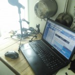 My new hobby!  Ryan and I started a podcast, you can find it at www.tinyhousechat.com