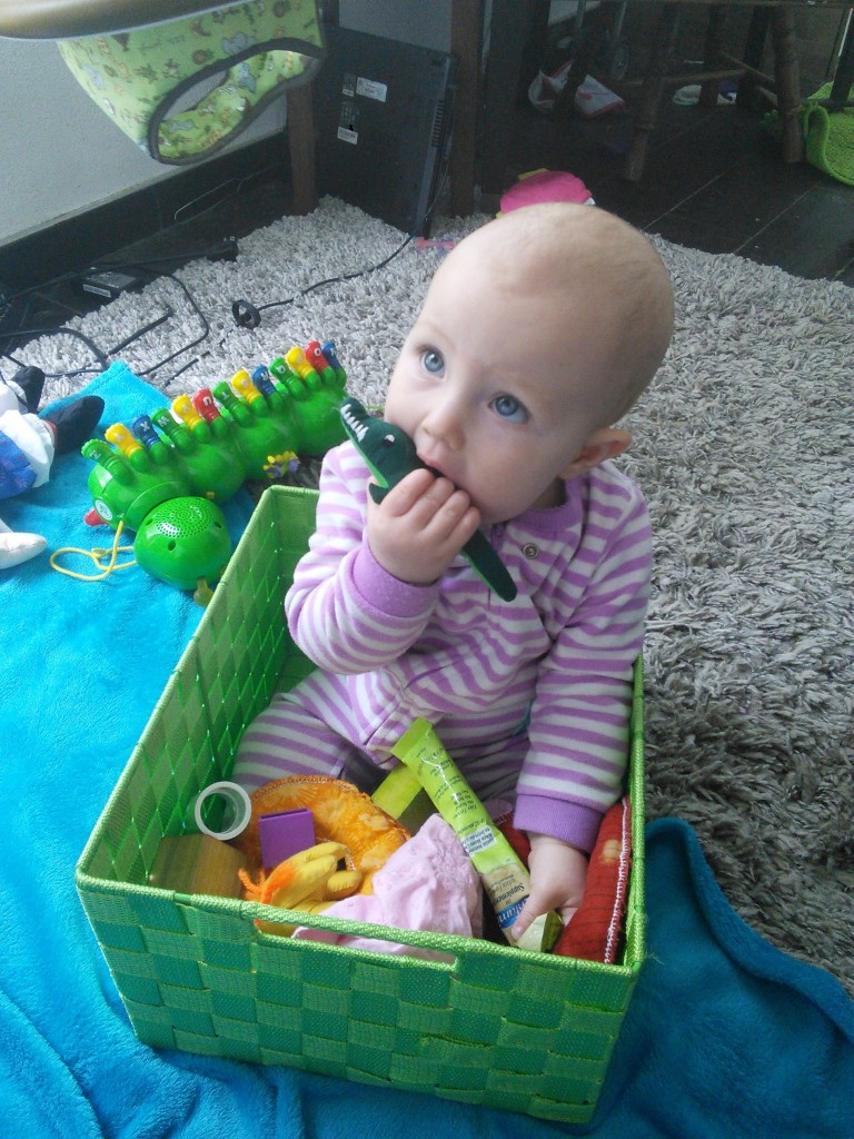 Toy boxes are fun!