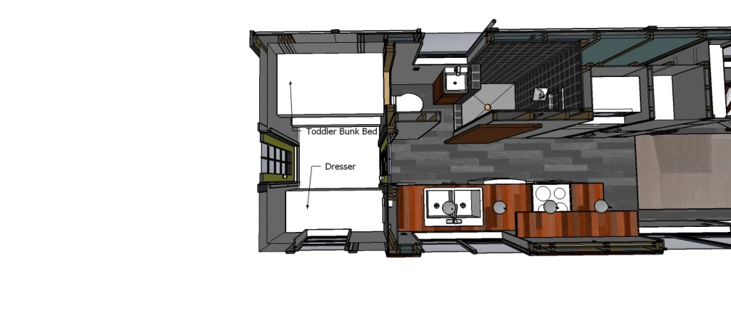 Tiny House Plan addon