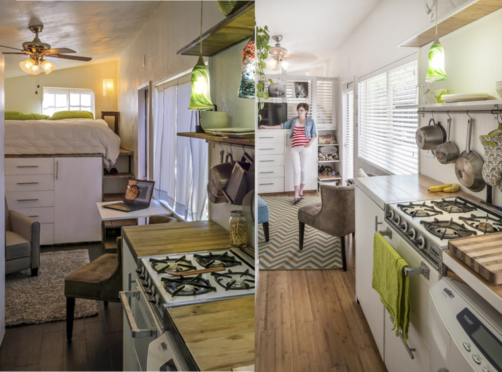 Before and After : Kitchen
