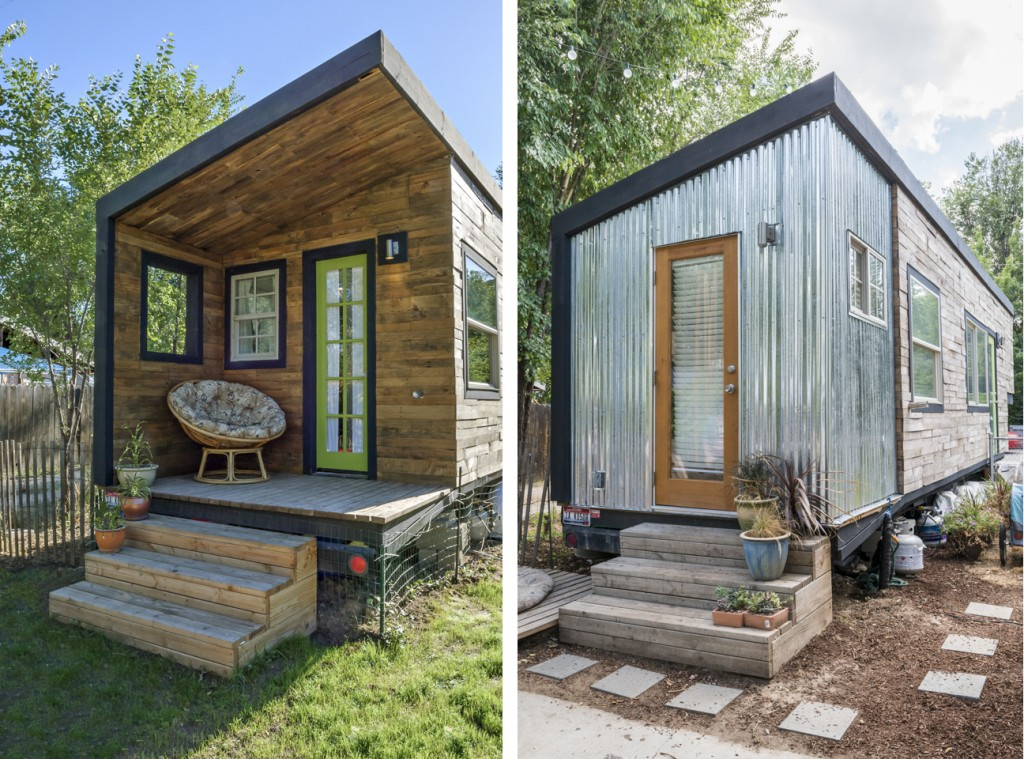 Before And After Tiny House Through Time Minimotives
