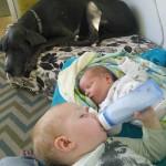 naps together