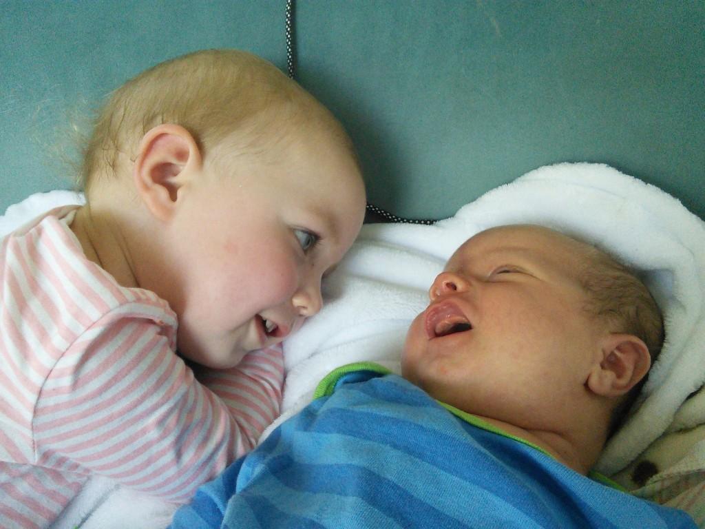 She adores him :)
