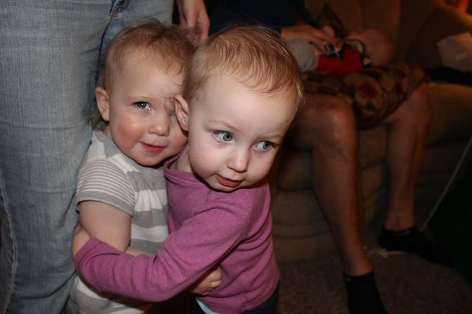 Cousins, 5 months apart