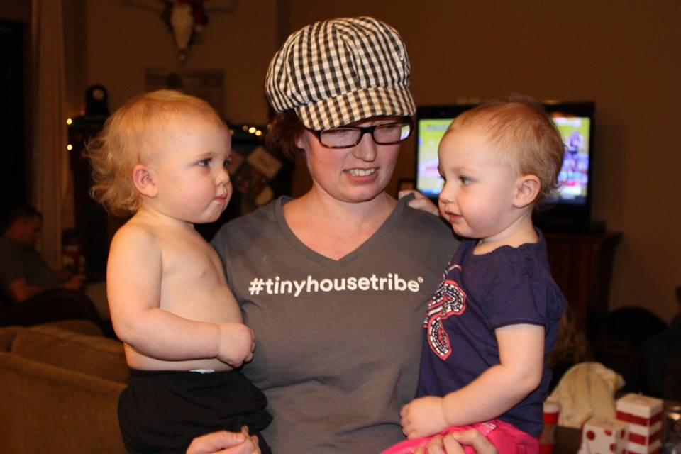 #tinyhousetribe
