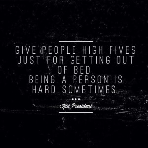 give-people-high-fives-kid-president-quotes-sayings-pictures