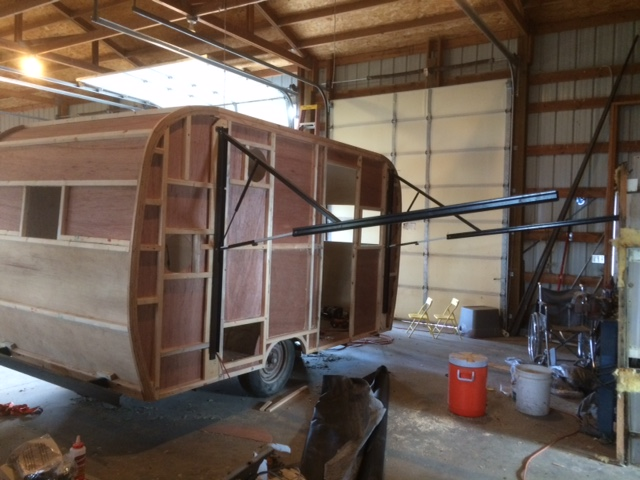 it will be a nice 9'x9' awning!