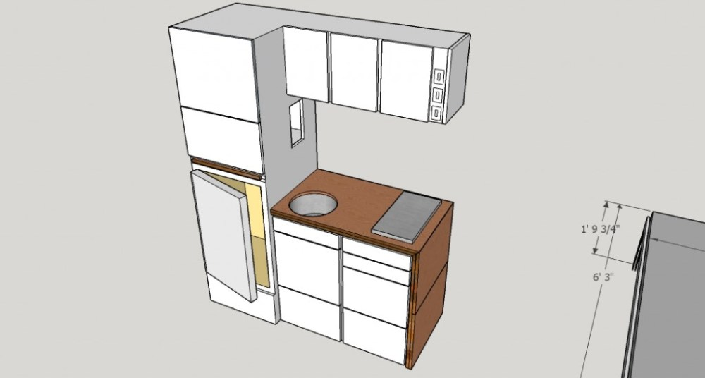 kitchen compact