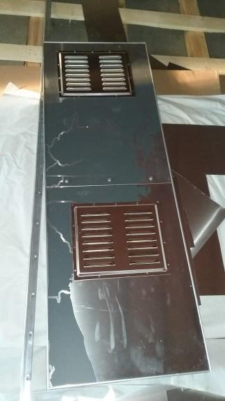 hatch doors vented