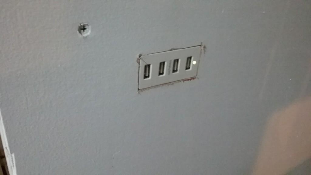 USB ports bank 2