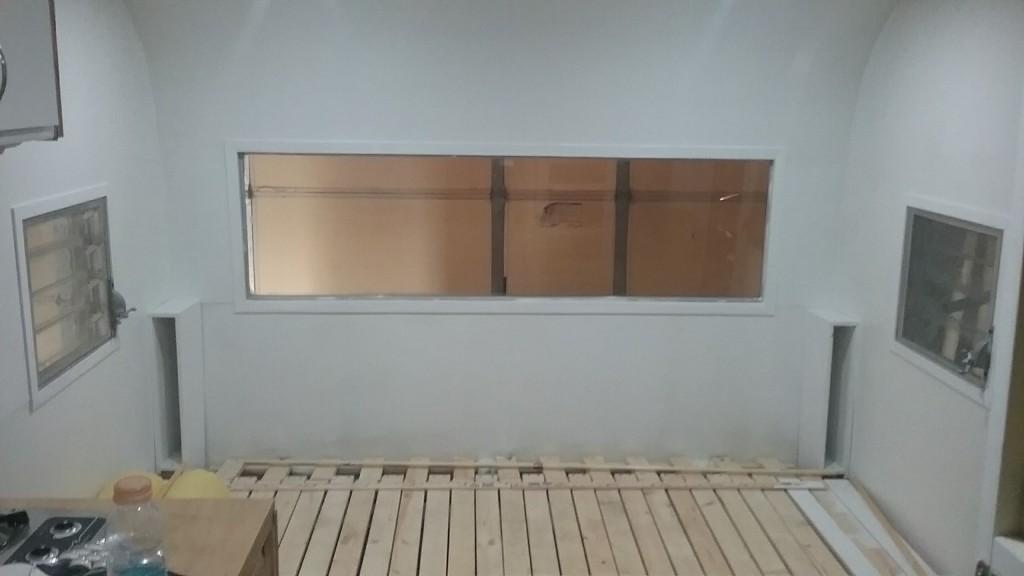 Window trim in.