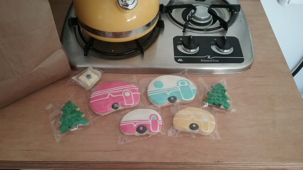 Lindy made us these ADORABLE cookies!  https://www.etsy.com/shop/LindysTravelingTreats