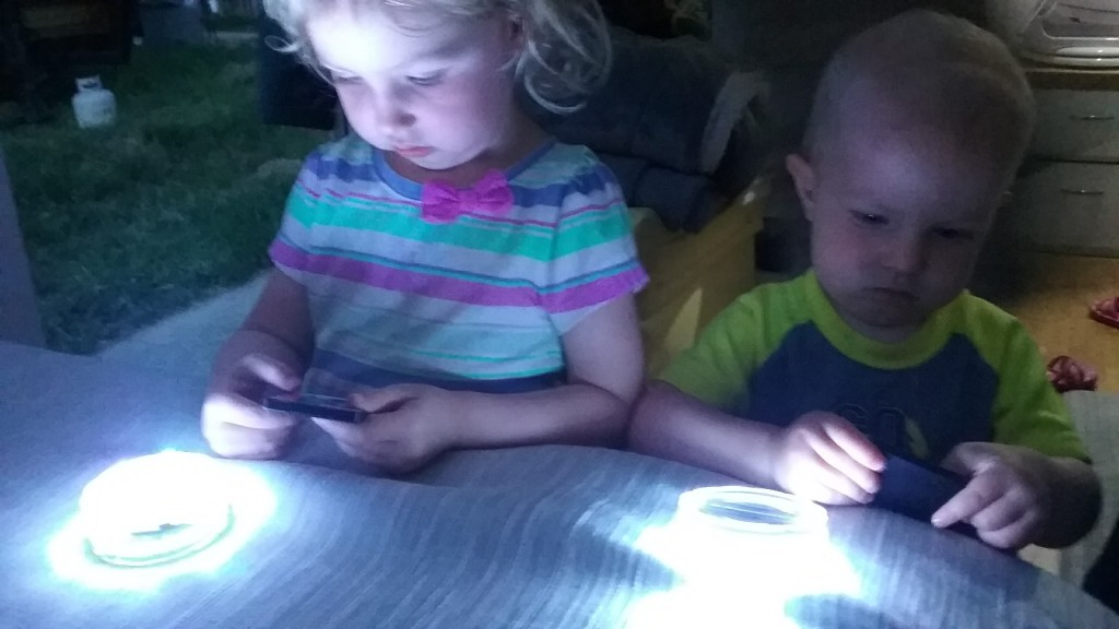 their night lights