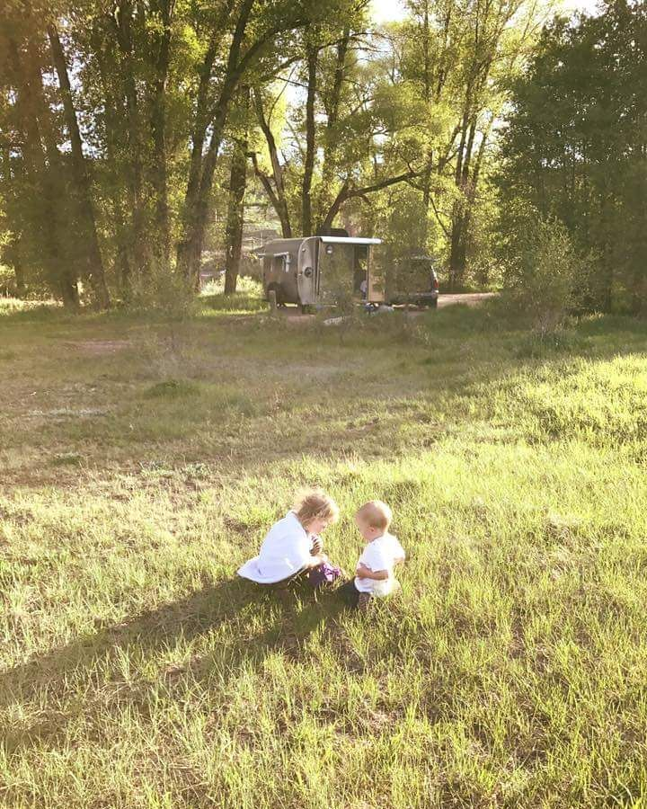 There have been some unbelievable family bonding moments, to just be still and quiet and look at rocks and snake grass together while enjoying the sunset.  Beats a TV show any day of the week!