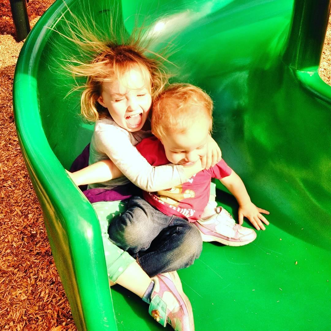 Playgrounds across America!