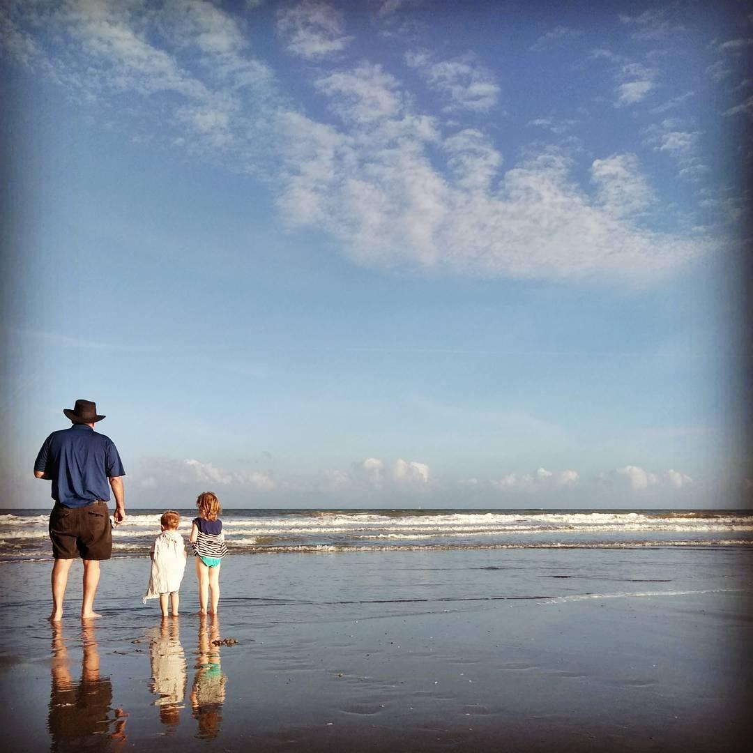 Cocoa Beach with Poppy