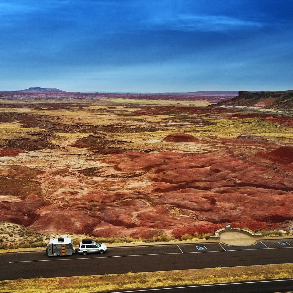 Petrified Forest/Painted Dessert NP